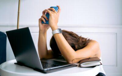 Over langdurende vage stressklachten