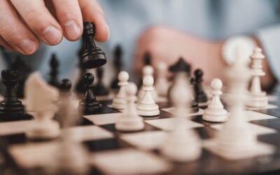 'Bazenstress' en schaken